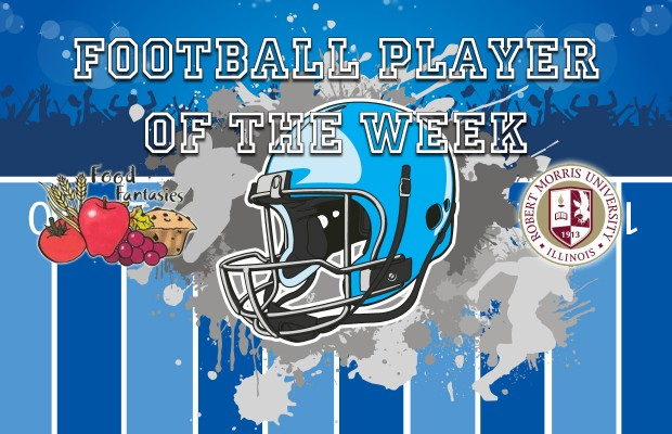 Fball Player of the Week WYMG